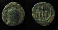Vandals 4 Nummi 480-533 VF Vandals in Carthage Æ 4 Nummi. Municipal coin... 200,00 EUR  zzgl. 12,00 EUR Versand