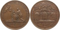 Mnster-Bistum Bronzemedaille Maximilian Friedrich von Knigseck 1762-1784.