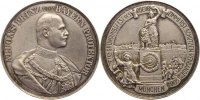 Bayern Schtzenmedaille Otto 1886-1913.