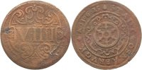 Osnabr&uuml;ck-Stadt Cu VIIII Pfennig 1625 Sch&ouml;n  10,00 EUR inkl. gesetzl. MwSt., zzgl. 3,00 EUR Versand
