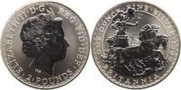 2 Pounds 1999 Großbritannien Elsabeth II. Seit 1952. Prägefrisch  45,00 EUR