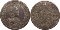 Doppeltaler  1632-1662 Haus Habsburg Erzhe...
