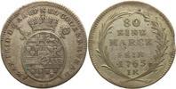 1/8 Konventionstaler zu 12 Stüber 1 1765  IK Köln-Erzbistum Maximilian ... 45,00 EUR