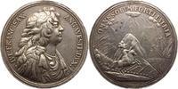 Lauenburg Große Silbermedaille oJ (1 1678 Kleine Henkelspur, bearbeitet,... 250,00 EUR kostenloser Versand