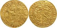 Doppeldukat Gold 1571  SR Salzburg Johann ...