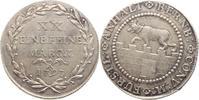 Gulden 1793 Anhalt-Bernburg Friedrich Albrecht 1765-1796. Kleiner Randf... 120,00 EUR kostenloser Versand