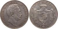 Doppelgulden 1847 Hohenzollern-Hechingen Friedrich Wilhelm Constantin 1... 650,00 EUR kostenloser Versand