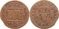 IIII Pfennig 1713 Coesfeld  Winz. Kratzer, schön-sehr schön  10,00 EUR kostenloser Versand