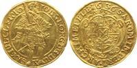 Dukat Gold 1636  SD Sachsen-Albertinische Linie Johann Georg I. 1615-16... 1675,00 EUR kostenloser Versand