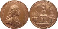 Bronzemedaille 1742 Frankfurt-Stadt  Schöne Patina, vorzüglich  275,00 EUR kostenloser Versand