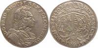 2/3 Taler 1702 Sachsen-Albertinische Linie Friedrich August I. 1694-173... 450,00 EUR kostenloser Versand