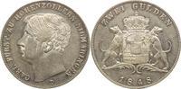 Doppelgulden 1848  D Hohenzollern-Sigmaringen Karl 1831-1848. Ganz winz... 1100,00 EUR kostenloser Versand