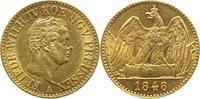 Doppelter Friedrichs d'or Gold 1848  A Brandenburg-Preußen Friedrich Wi... 3250,00 EUR kostenloser Versand