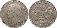 Ausbeutetaler 1859  F Sachsen-Albertinische Linie Johann 1854-1873. Kle... 95,00 EUR kostenloser Versand