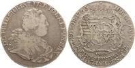 Taler 1763 Sachsen-Albertinische Linie Friedrich Christian 1763. Fast s... 195,00 EUR kostenloser Versand