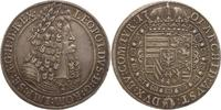 Reichstaler 1701 Haus Habsburg Leopold I. 1657-1705. Schöne Patina, fas... 385,00 EUR  plus 5,00 EUR verzending