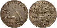 Sterbe 1/4 Taler 1710 Stolberg-Wernigerode Ernst allein 1672-1710. Selt... 595,00 EUR kostenloser Versand