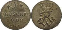 Gröschel 1 1808  G Brandenburg-Preußen Friedrich Wilhelm III. 1797-1840... 40,00 EUR kostenloser Versand