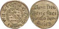 Dreier 1656 Sachsen-Neu-Weimar Wilhelm 1640-1662. Fast vorzüglich  35,00 EUR kostenloser Versand