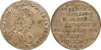 Breiter Groschen 1717 Sachsen-Neu-Weimar Wilhelm Ernst 1683-1728. Selte... 150,00 EUR kostenloser Versand