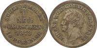 1 Neugroschen 1873  B Sachsen-Albertinische Linie Johann 1854-1873. Seh... 10,00 EUR kostenloser Versand