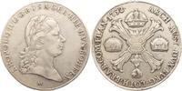 Kronentaler 1792  M Haus Habsburg Leopold II. 1790-1792. Winz. Kratzer,... 75,00 EUR kostenloser Versand