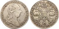 Kronentaler 1789 Haus Habsburg Josef II. 1764-1790. Min.Justiert, sehr ... 75,00 EUR kostenloser Versand