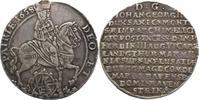 1/2 Taler 1658 Sachsen-Albertinische Linie Johann Georg II. 1656-1680. ... 165,00 EUR kostenloser Versand