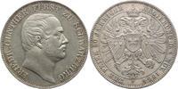 Vereinstaler 1864 Schwarzburg-Rudolstadt Friedrich Günther 1807-1867. W... 245,00 EUR  plus 5,00 EUR verzending