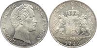 Doppelgulden 1846 Bayern Ludwig I. 1825-1848. Ganz winz. Kratzer, vorzü... 225,00 EUR kostenloser Versand