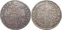 Taler 1623 Halberstadt-Domkapitel  Schöne Patina, sehr selten, winz.Kra... 875,00 EUR kostenloser Versand