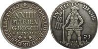 24 Mariengroschen 1710 Braunschweig - Calenberg - Hannover Georg Ludwig... 110,00 EUR kostenloser Versand