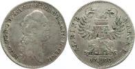 1/3 Taler 1790 Sachsen-Albertinische Linie Friedrich August III. 1763-1... 65,00 EUR kostenloser Versand