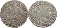 3 Kreuzer 1657 Schlesien-Liegnitz-Brieg Georg, Ludwig und Christian 163... 50,00 EUR kostenloser Versand