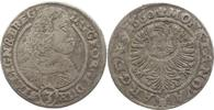 3 Kreuzer 1660  E Schlesien-Liegnitz-Brieg Georg III. zu Brieg 1639-166... 10,00 EUR kostenloser Versand