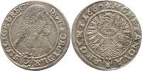 3 Kreuzer 1660  E Schlesien-Liegnitz-Brieg Georg III. zu Brieg 1639-166... 40,00 EUR kostenloser Versand