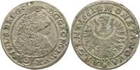 3 Kreuzer 1661  E Schlesien-Liegnitz-Brieg Georg III. zu Brieg 1639-166... 20,00 EUR kostenloser Versand