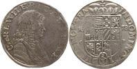 2/3 Taler 1678  CP Anhalt-Zerbst Carl Wilhelm 1667-1718. Äußerst selten... 1250,00 EUR kostenloser Versand
