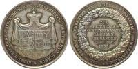 Silbermedaille 1835 Stolberg-Wernigerode Heinrich XII. 1824-1854. Herrl... 225,00 EUR kostenloser Versand