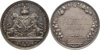 Silbermedaille 1871 Bremen-Stadt  Schöne Patina, kleine Randfehler, vor... 60,00 EUR kostenloser Versand