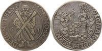 Ausbeutetaler 1561 Hohnstein Volkmar Wolfgang und Ernst 1560-1562. Äuße... 995,00 EUR kostenloser Versand