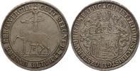 Ausbeutetaler 1734 Stolberg-Stolberg Christoph Friedrich und Jost Chris... 1250,00 EUR kostenloser Versand