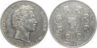 Geschichtstaler 1828 Bayern Ludwig I. 1825-1848. Winz. Kratzer, winz. R... 265,00 EUR kostenloser Versand
