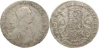 1/2 Konventionstaler 1768 Baden-Durlach Karl Friedrich 1738-1806. Selte... 175,00 EUR kostenloser Versand
