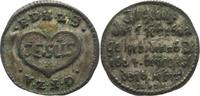 Dreier 1665 Anhalt-Dessau Eleonora Dorothea, Tochter Johann Georgs I. *... 50,00 EUR kostenloser Versand