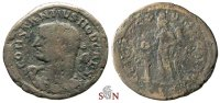 Constantius I. as Caesar Follis - rare bust with club on shoulder - ... 85,00 EUR inkl. gesetzl. MwSt., zzgl. 3,50 EUR Versand