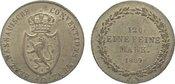 10 Kreuzer 1809 Nassau Friedrich August 1803-1816. Äußerst selten, besonders in dieser Erhaltung. Vorzüglich +