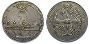 Silberne Vierziger-Medaille  Emden, Stadt ...