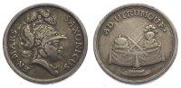 Kleine Silbermedaille 1680-1691 Sachsen-Albertinische Linie Johann Geor... 95,00 EUR  zzgl. 5,00 EUR Versand