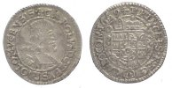 3 Kreuzer 1669 Tschechien-Olmütz Karl II. von Liechtenstein 1664-1695. ... 65,00 EUR  zzgl. 5,00 EUR Versand